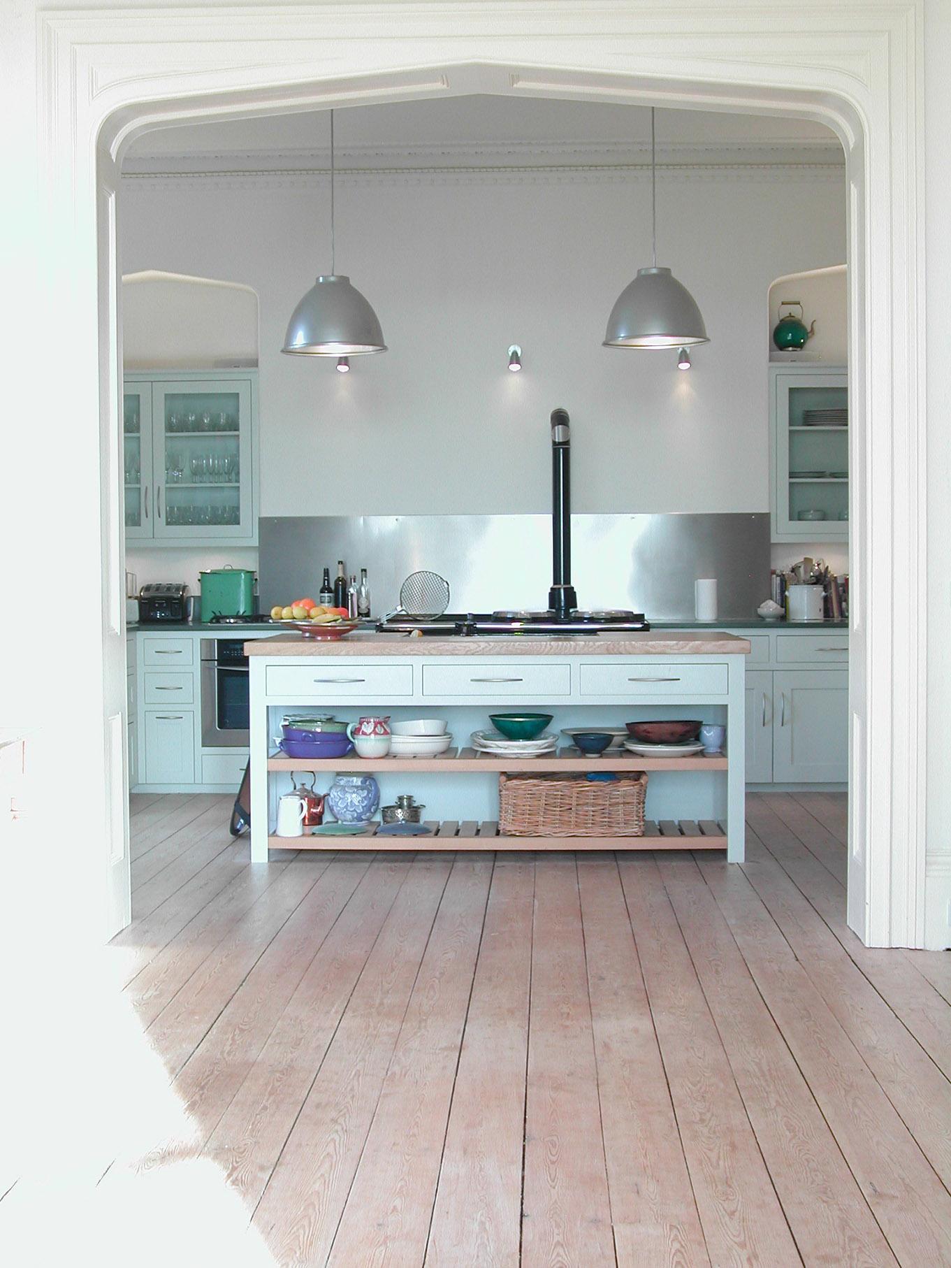 Handmade Kitchens Of. Pragueivory. Handmade Kitchens London ...